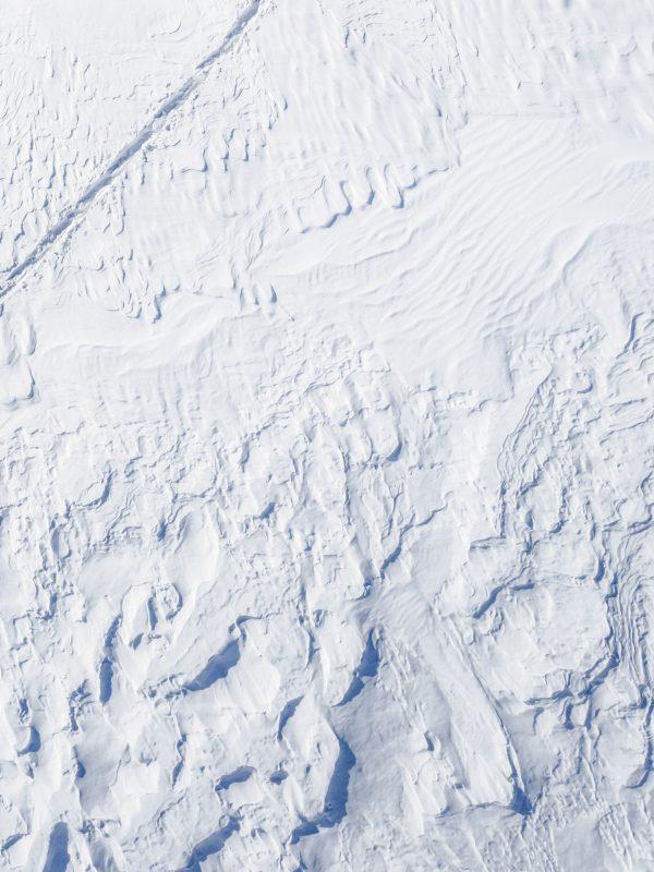 Schneeschuhwandern am Segnesboden