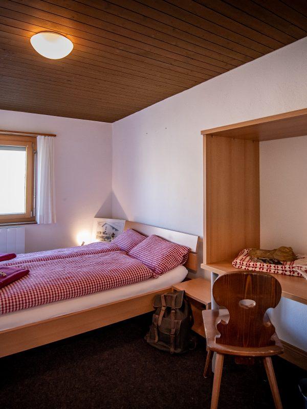 Zimmer Segneshütte